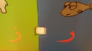 Moon Kids Safety Wall Padding