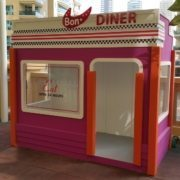 moon kids playhouse outdoor play diner