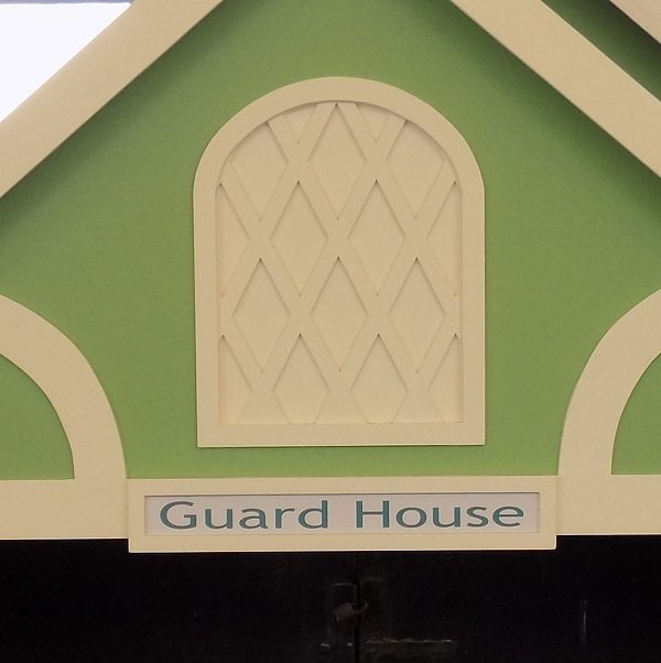 Playhouse Guard House