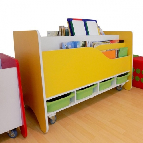 Classroom Craft Trolley