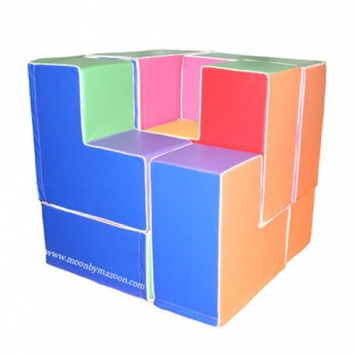 Moon Cube Puzzle