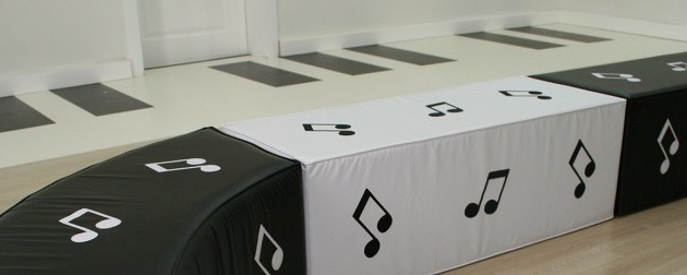 Musical Note Seating