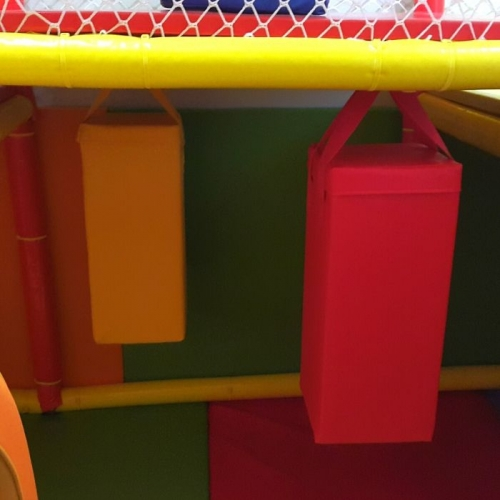Softplay Climbing Frame
