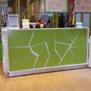 Moon Kids Nursery Equipment Reception Desk