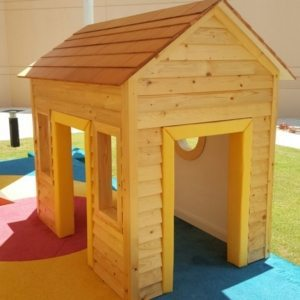 moon kids play time playhouse garden shed