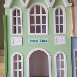 moon kids play time playhouse two storey sweet home