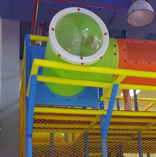 Moon Kids Softplay Jungle Gym Frames
