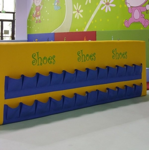 Moon Kids Softplay Shoe Storage
