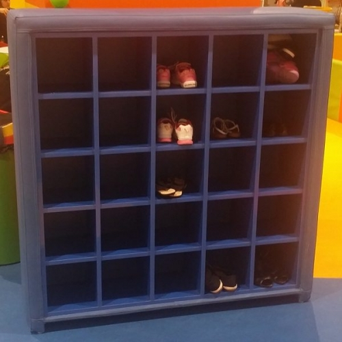 Moon Kids Square Shoe Storage