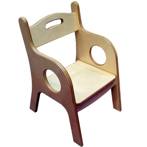 moon kids chair with armrests