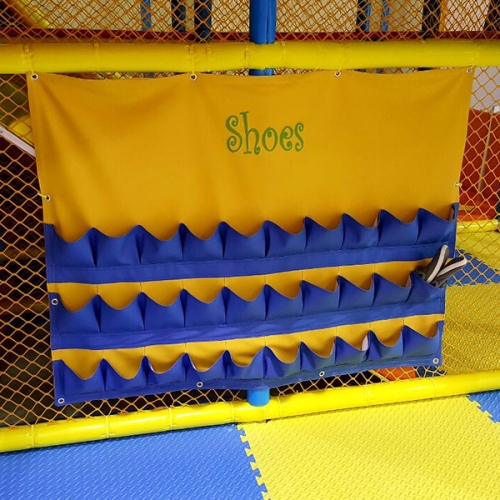 Play Area Shoe Storage