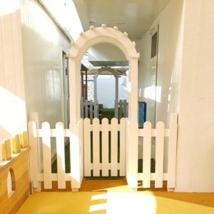 moon kids bespoke garden fence gate arch