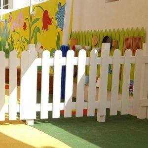 moon kids bespoke picket fence