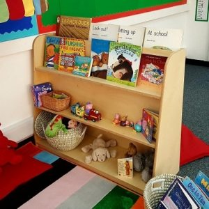 moon kids furniture book display unit