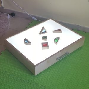 moon kids furniture light box