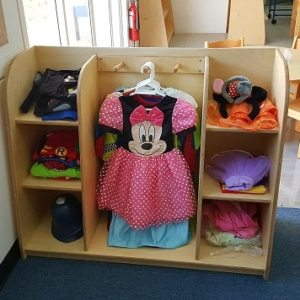 moon kids furniture role play wardrobe