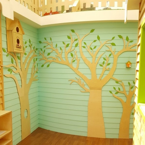 moon kids furniture tree art