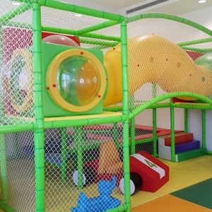moon kids play time multi soft play gym 1