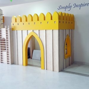 moon kids playhouse arabian fort playhouse