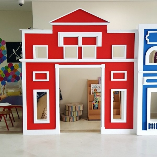 moon kids playhouse european town hall playhouse