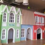 moon kids projects fantasy town