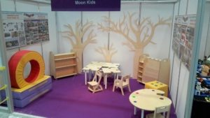 Moon Kids Exhibition GESS Dubai 2016