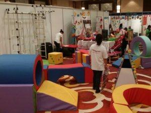 Moon Kids Exhibition EYEDEX 2015