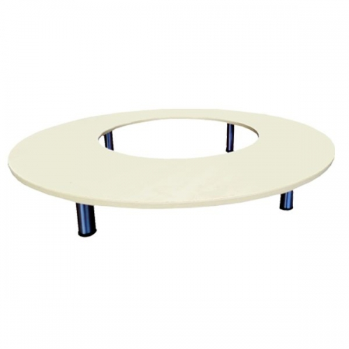 moon kids furniture ring shaped table