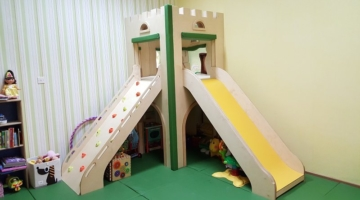 Moon Kids Private Client 12 Home Playroom