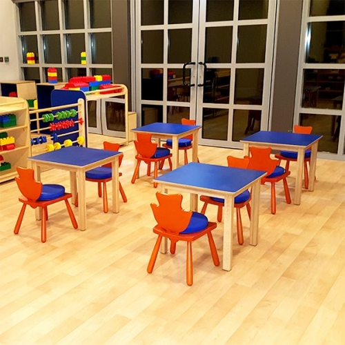 moon kids furniture square table 2
