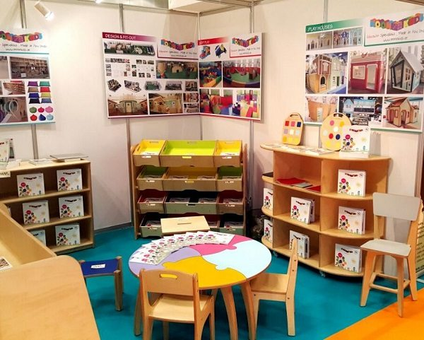Moon Kids Exhibition Schools & Childcare Show 2017