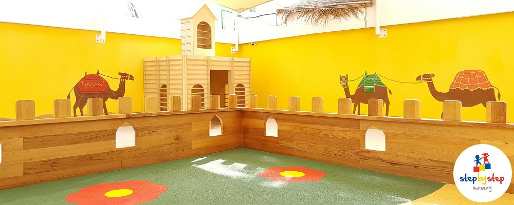 Moon Kids at Step by Step Nursery Dubai