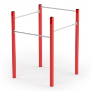 Pull-up Bars High 2