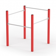 Pull-up Bars Low 2