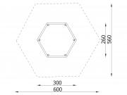 Hexagonal Sandbox 10