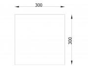 Sandbox Cover 3×3 m 10