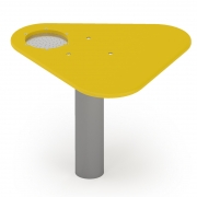 Sandbox Table with a sieve 2