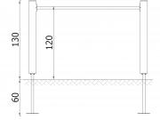 Gym Handrails 5