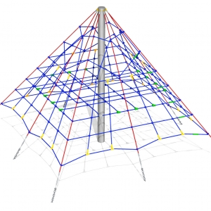 Small Pyramid Climbing Net