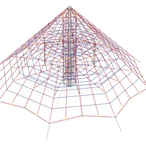 Large Pyramid Climbing Net