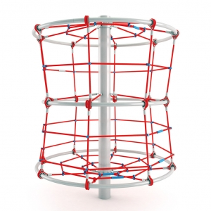 Rotating time Machine Climbing Net