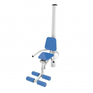 Hydraulic Trainer for Legs
