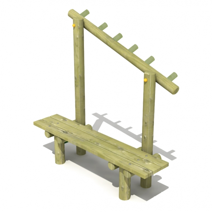 Bench with Hanger