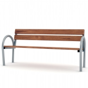 Stationary Bench B01 2