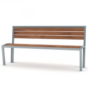 Stationary Bench D01 2
