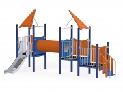Platform Climber with Tunnel 2