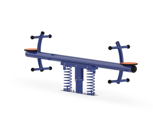 Seesaw Rocker for Two