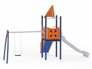 Slide and Swing Set 2
