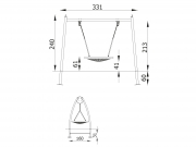 Swing A4K with Birdnest Seat 5