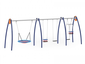 Large A4K Combination Swing